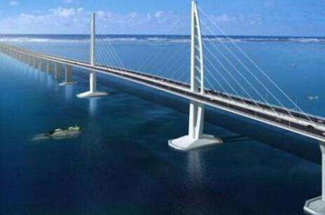 港珠澳大桥总工 琼州海峡建跨海大桥比港珠澳大桥难 技术上有很大挑
